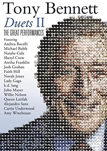 (Tony Bennett Duets II: The Great Performances (DVD))