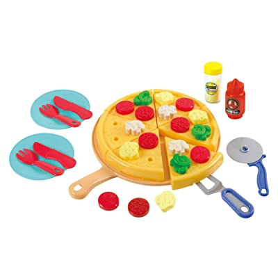 PlayGo Make & Serve Pizza Toy Kitchen Products: Toys & Games