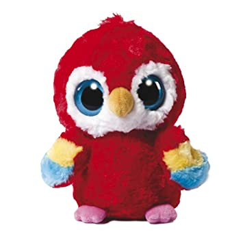 YooHoo and Friends - Loro de peluche (18 cm aprox.)