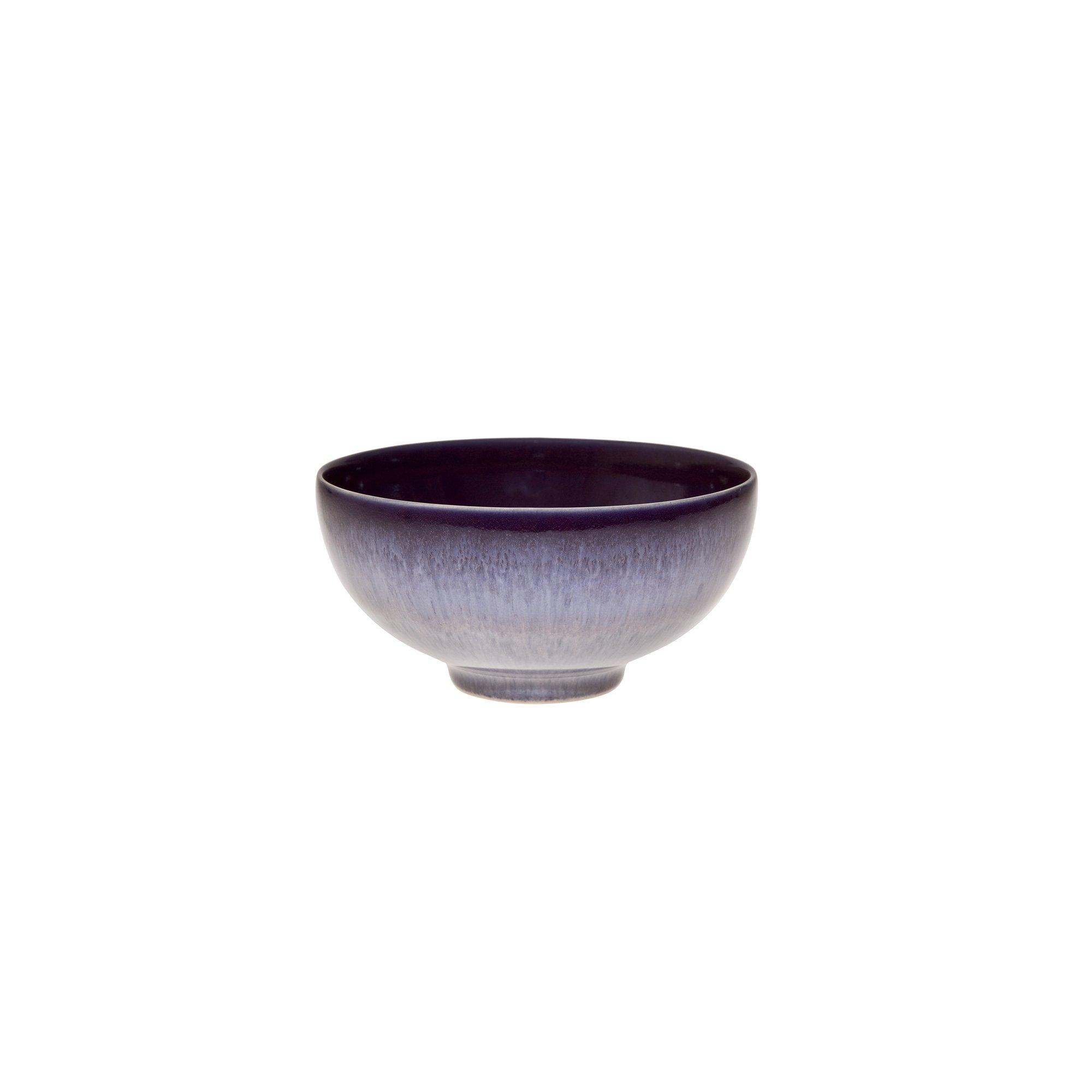 Denby HEA-209 Heather Rice Bowl, Purple, Medium