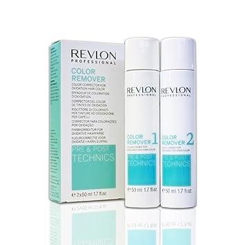 REVLON COLOR REMOVER Farbkorrektur 2 x 50ml: Amazon.de: Drogerie ...