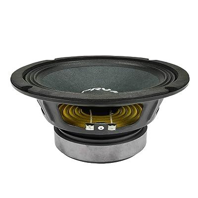 "PRV Audio 8MR400A 8\"" 200 Watts RMS Mid Range 8 Ohms Pro Audio Speaker (Single): Home Audio & Theater [5Bkhe0400731]"