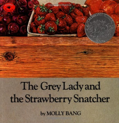 The Grey Lady and the Strawberry (Strawberry Word Book)
