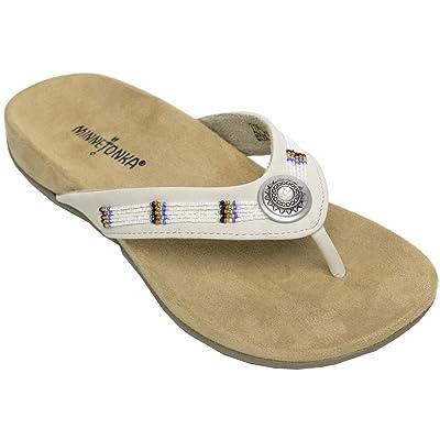 Minnetonka Women's Minnie Thong Sandal | Flip-Flops