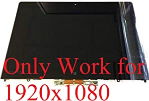 For Lenovo 14'' FHD 1080P IPS LED LCD Touch Screen Digitizer Assembly + Bezel ThinkPad P40 Yoga 20GQ000BUS 20GQ000CUS
