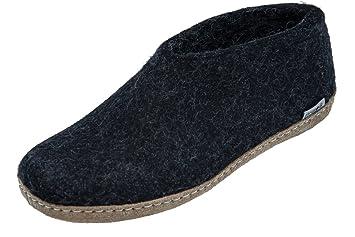 Glerups Dk Niche Enfants Chaussures Pantoufles Chausson Feutre