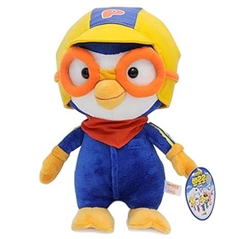 Amazon pororo plush doll 28cm toys games pororo plush doll 28cm altavistaventures Gallery