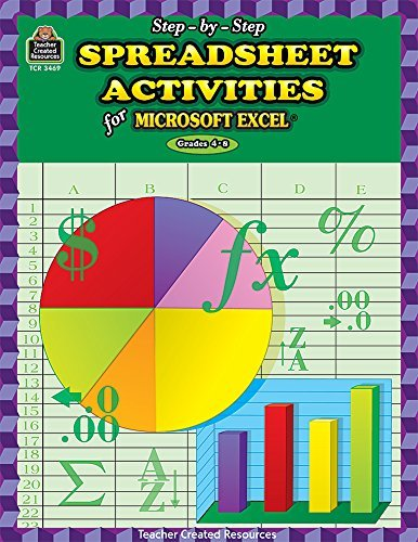 Step-by-Step Spreadsheet Activities for  - Step Spreadsheet Activities Shopping Results