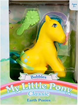 My Little Pony applejack seashell bubbles bow tie horse earth ponies kids girls