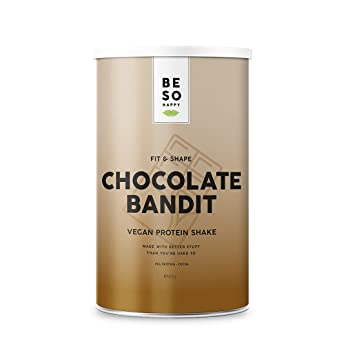 Be So Happy Chocolate Bandit Fit Shape Shakes Weight Loss