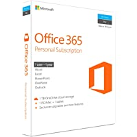 Microsoft Office 365 Personal English Medialess P2