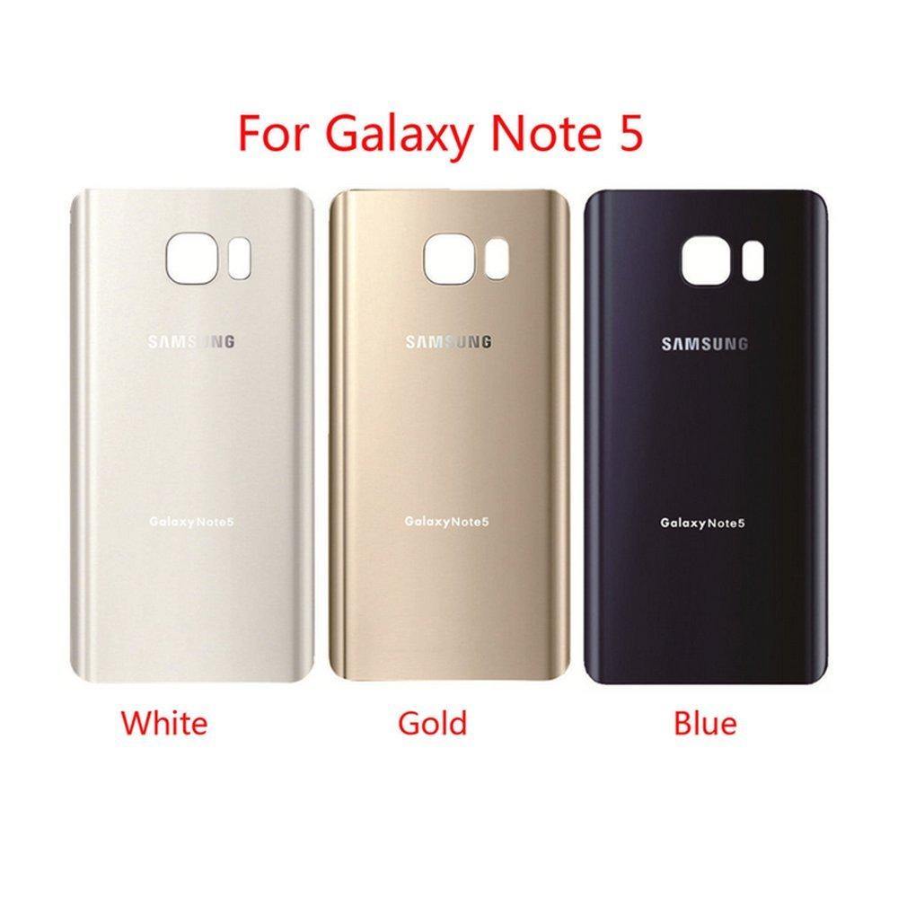 Amazon.com: Carcasa trasera para Samsung Galaxy Note 5 OEM ...