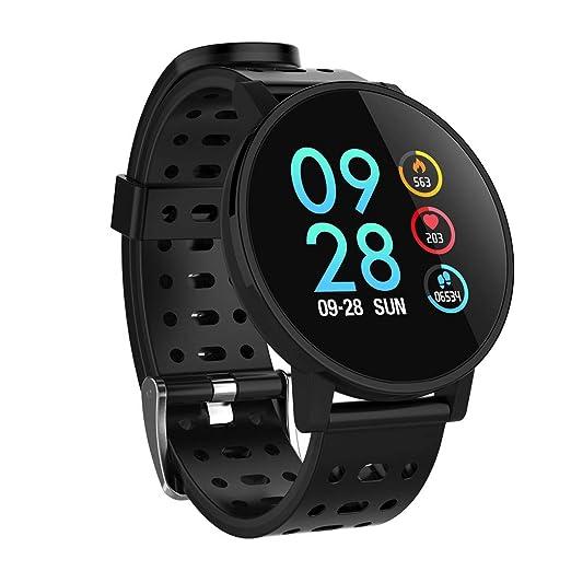 Lazzboy Smartwatch 1.3 Pulseras para Ritmo de Actividad Cardiaca para niños, Mujeres y
