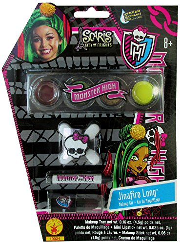 Monster High Jinafire Long Makeup -