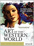 ART OF THE WESTERN WORLD by Athena