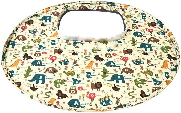 Per Foldable Cover for Kids Dining Chair Portable Eating Mats Dining Chair Tray Baby Feeding Accessories Bibs