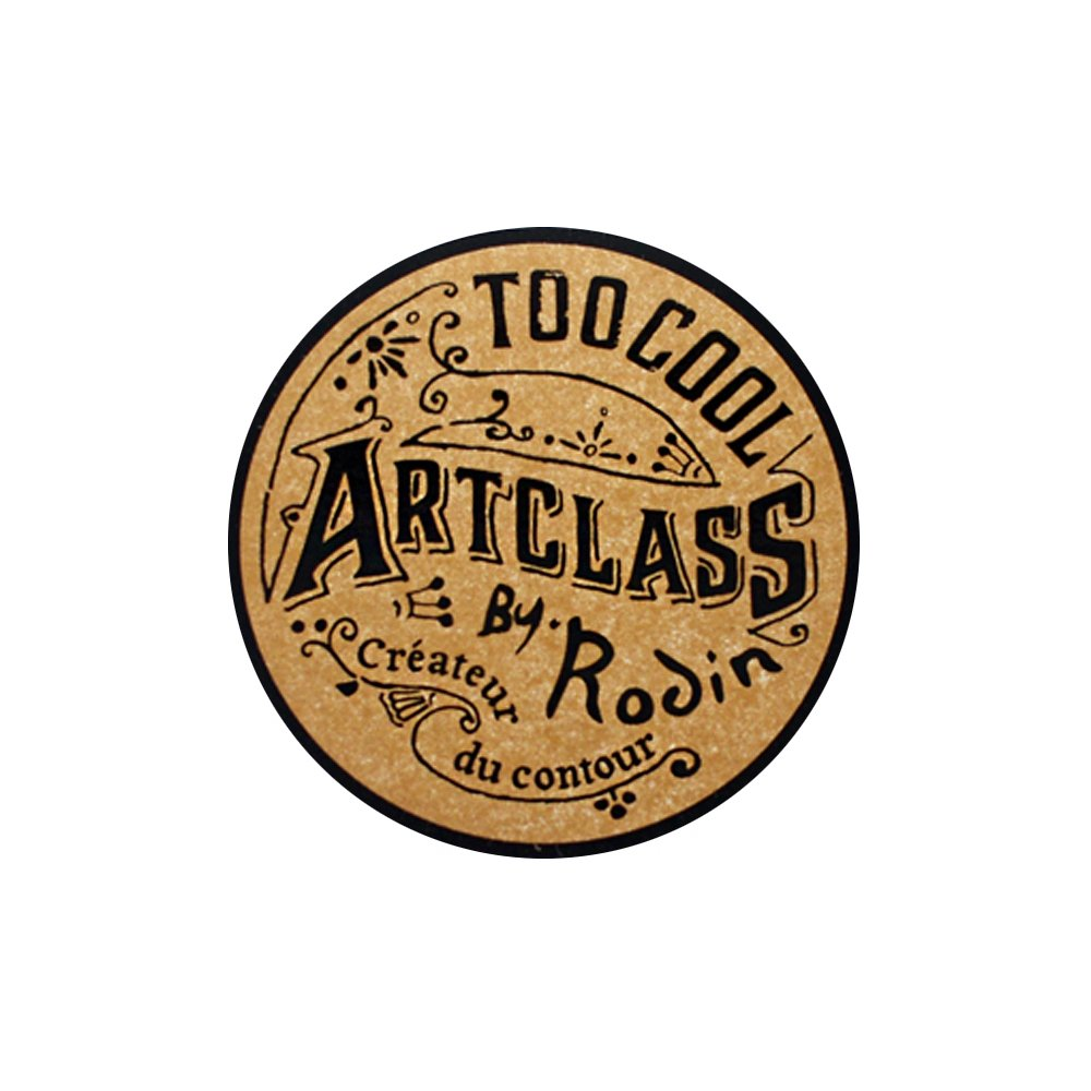 Too Cool for School Art Class by Rodin Shading