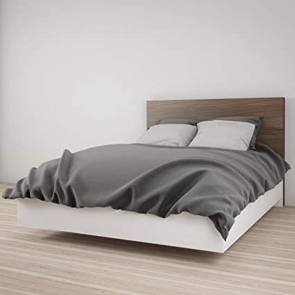 ee50fda9b5b2 Image Unavailable. Image not available for. Color  Nexera Full Size  Platform Bed ...
