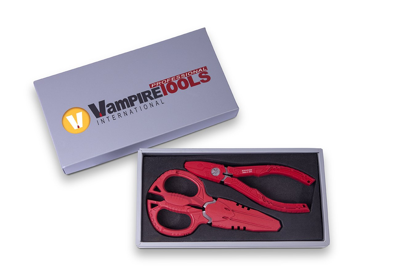 Combo Gift Set - VamPLIERS Screw Extraction Pliers & Super Combo Scissors Multipurpose Cutting Tool