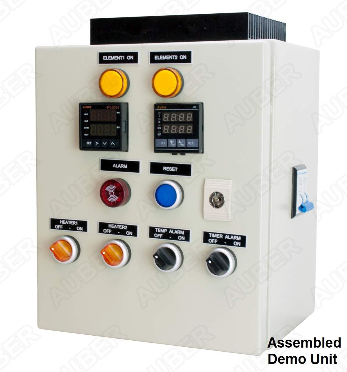 Powder Coating Oven Controller Kit, 240V 50A 12000W (KIT-PCO2) - -  Amazon.com