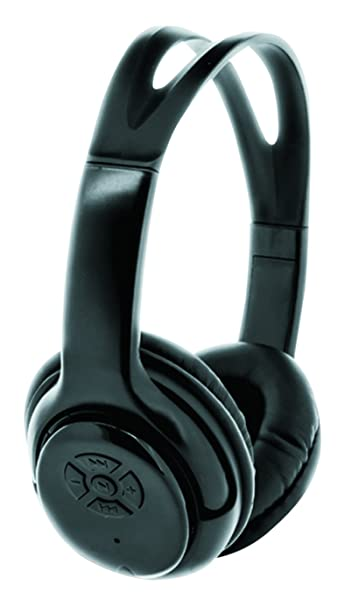 5d075ffc15f Amazon.com: ByTech BYAUBO101BK Bluetooth Headphones - Black: Cell Phones &  Accessories