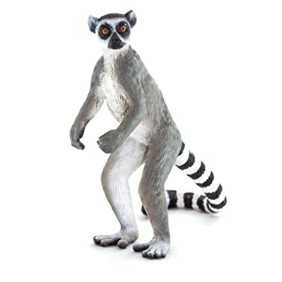 MOJO Ringtail Lemur Toy Figure: Toys & Games