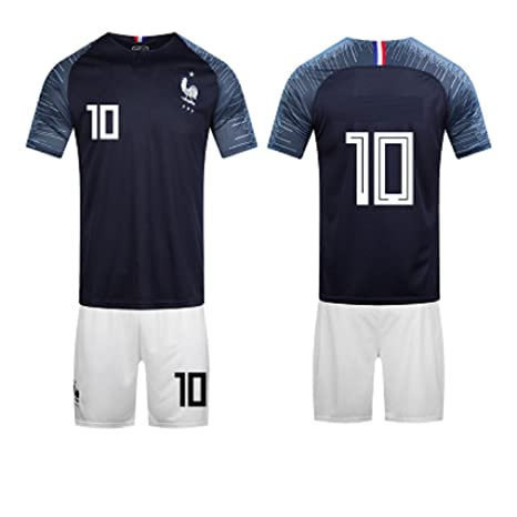 ZLJTYN 2018, Soccer Jersey Set Portugal, Germany Brazil, France, Argentina Portugal Shirts