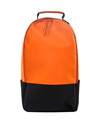 1ab603e9896 Amazon.com | Rains Water-Resistant City Backpack Orange | Casual ...