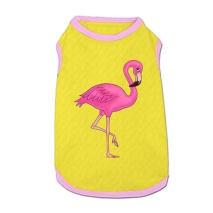 Amazon Com Jmirelife Pink Flamingo Logo Lovely Pet Dog Puppy Cat