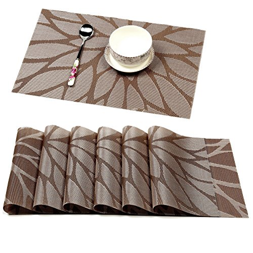 HEBE Placemats Placemat Resistant Stain resistant product image