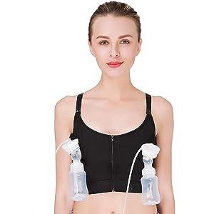 Pacasso hands free pumping bra
