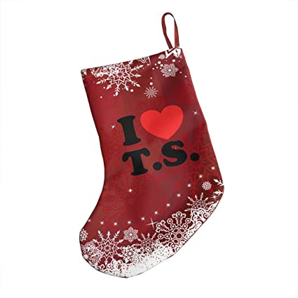 Iheart Christmas.Amazon Com Bralla I Heart Ts 18 Inch Christmas Holiday