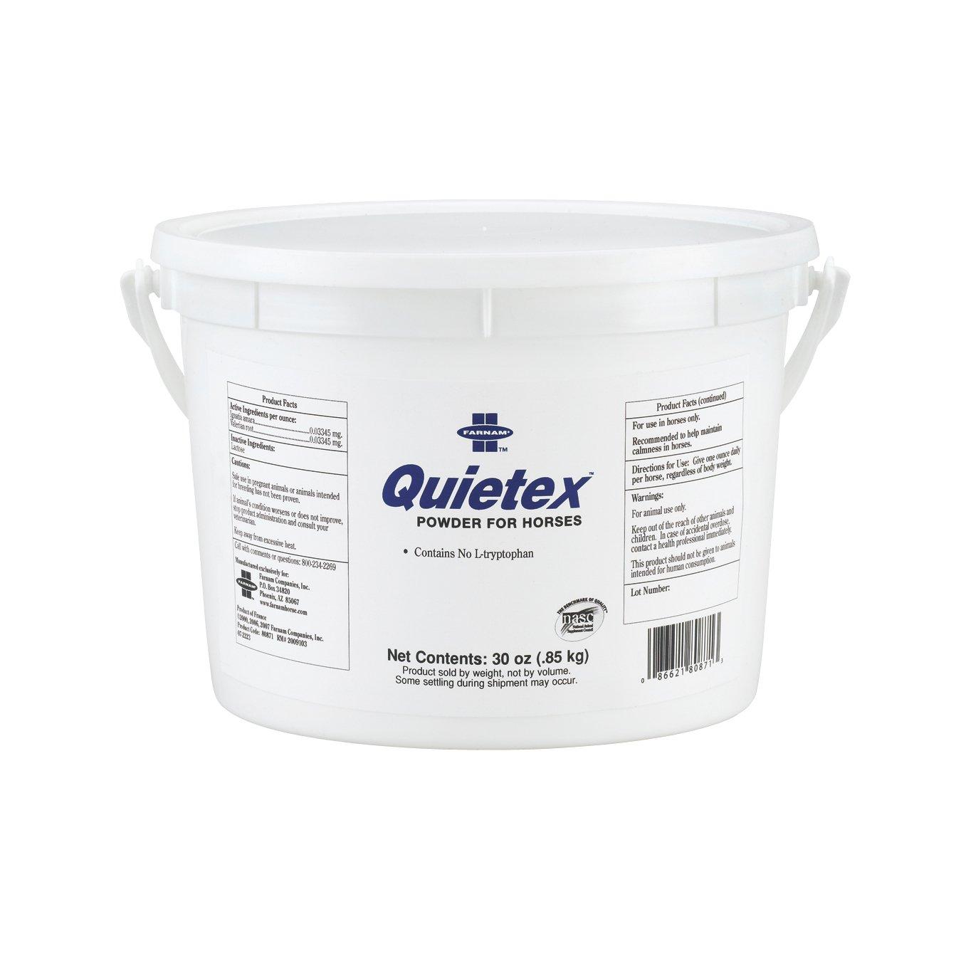 Quietex caballos. Pasta/polvos tranquilizante natural. Vetnova 100519743
