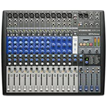 PreSonus StudioLive AR16 USB 18-Channel hybrid Performance and Recording Mixer