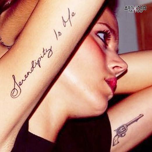 Tatuaje Temporal ArtWear Tattoo