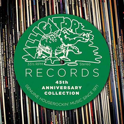 Alligator Records 45th Anniversary Collection ()