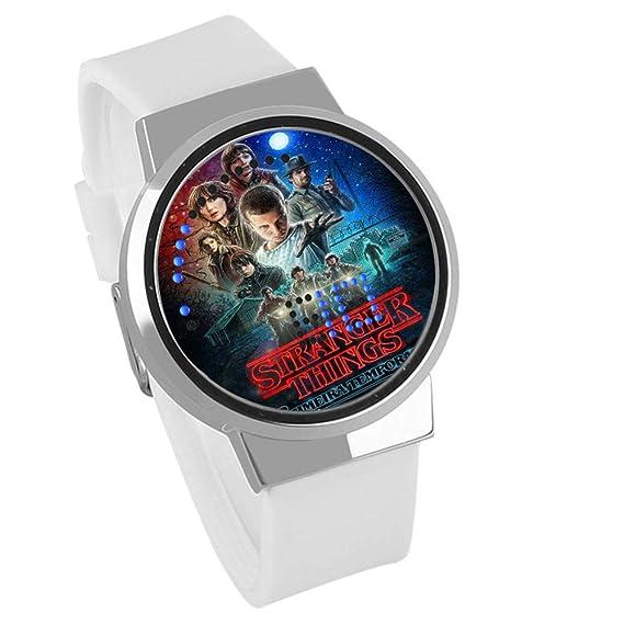 Stranger Things Reloj Pantalla táctil Pantalla LED Hora y ...