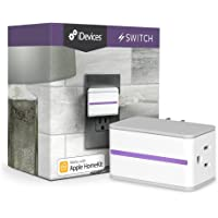 iDevices Switch - Wi-Fi and HomeKit (with Siri) Enabled Plug