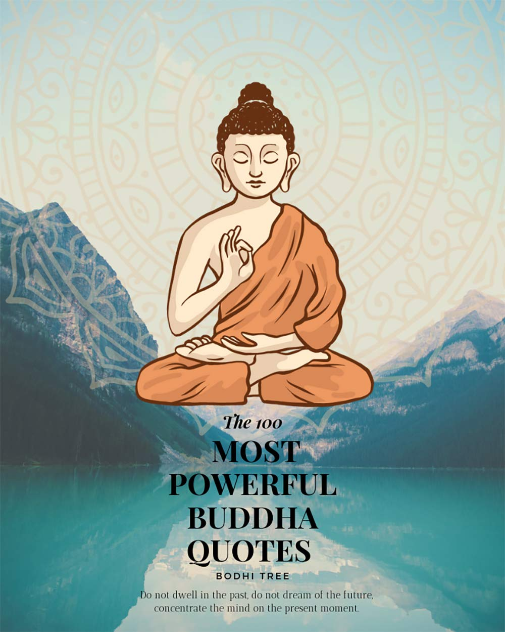 The 100 Most Powerful Buddha Quotes Do Not Dwell In The Past Do Not Dream Of The Future Concentrate The Mind On The Present Moment Ebook Tree Bodhi Amazon Com Au Kindle Store