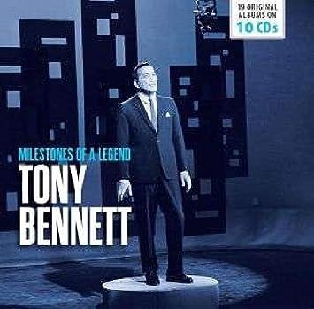 lowest price a2aae 46c5a TONY BENNETT : 19 Original Albums : Tony Bennet: Amazon.es ...