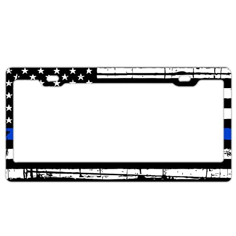 Black License Plate Frame IT/'S AN ASTROS THING YOU WOULDN/'T UNDERSTAND Auto