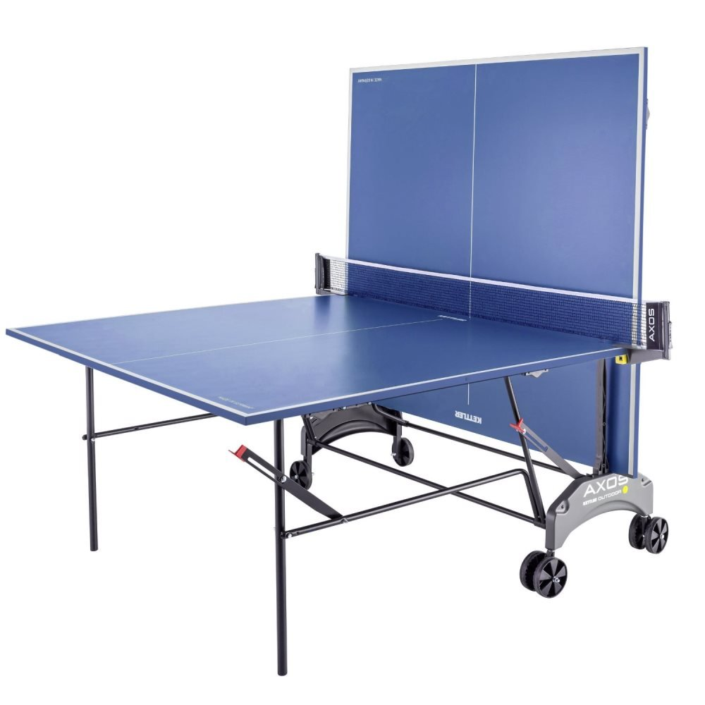 Kettler Axos 1 Outdoor Ping Pong Table Review