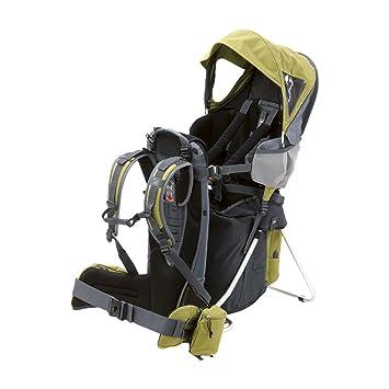 2d442353cbf Amazon.com   Salewa Koala II baby carrier incl. Raincover grey green    Camping Child Carriers   Baby