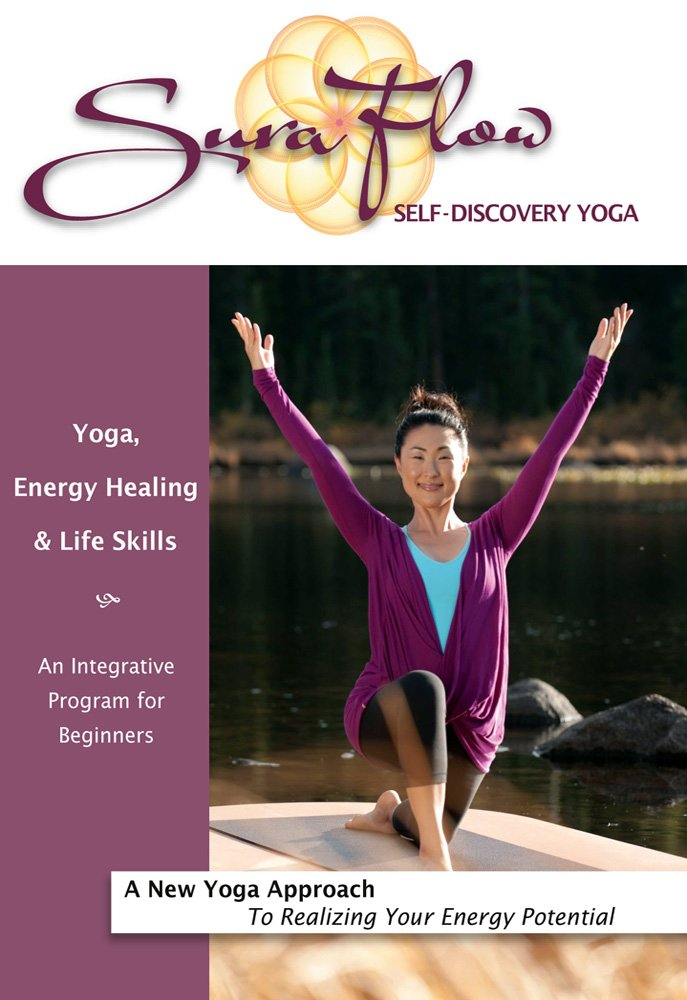 DVD : Sura Flow Yoga: Yoga, Energy Healing And Life Skills For Beginners (DVD)
