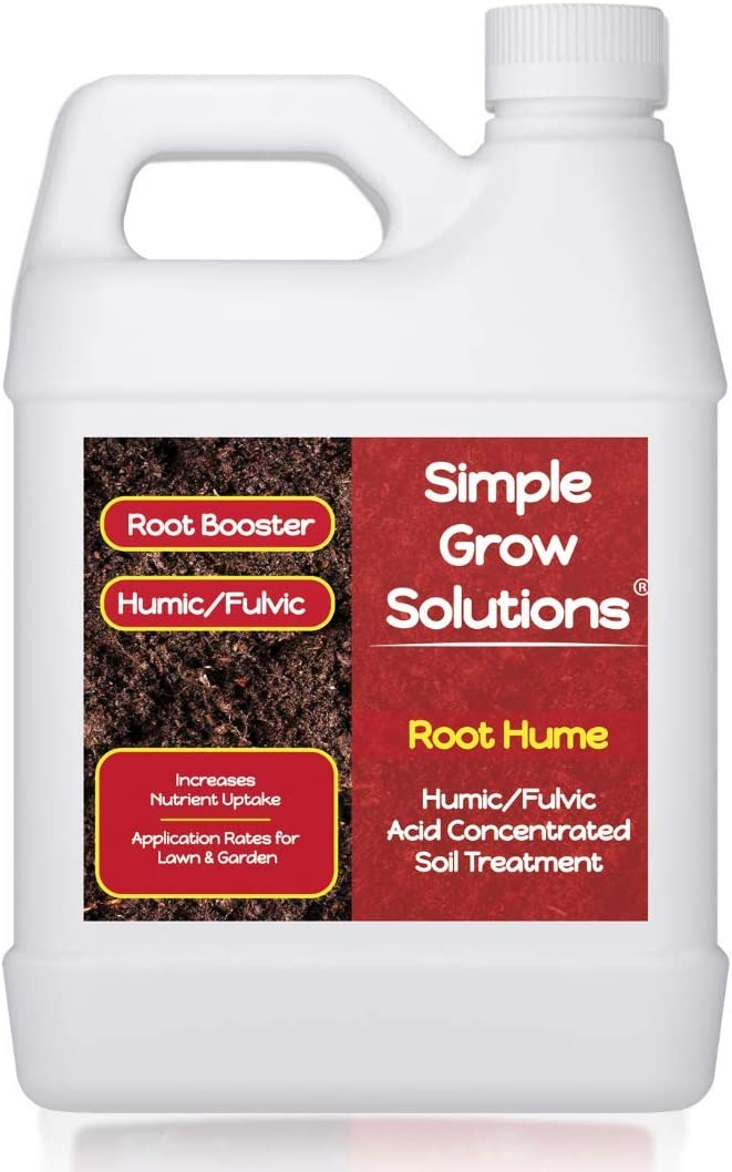Simple Grow Solutions Root Hume Lawn & Garden Treatment