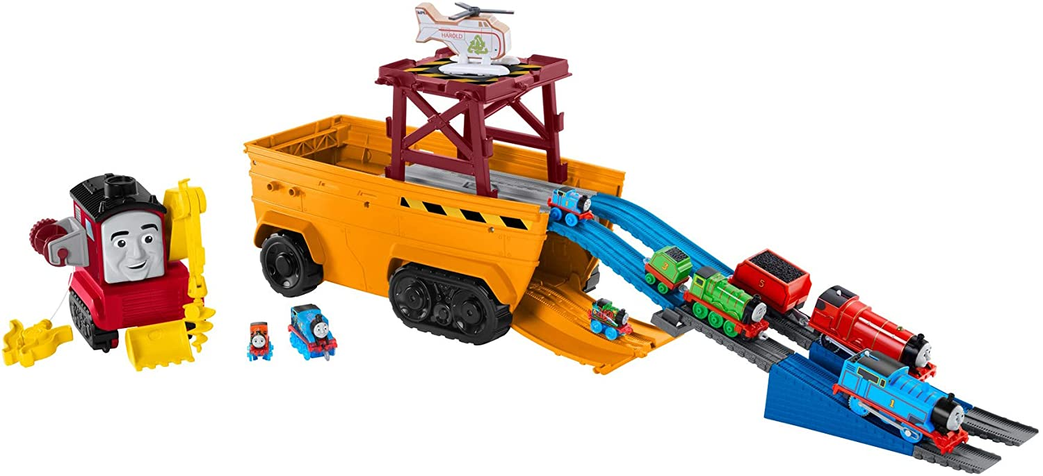 Thomas & Friends Fisher-Price Super Cruiser