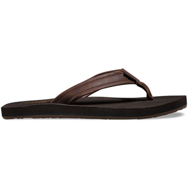 95bae2c57c Vans Men's Nexpa Leather Sandals, Espresso/Espresso, 13: Amazon.ca ...