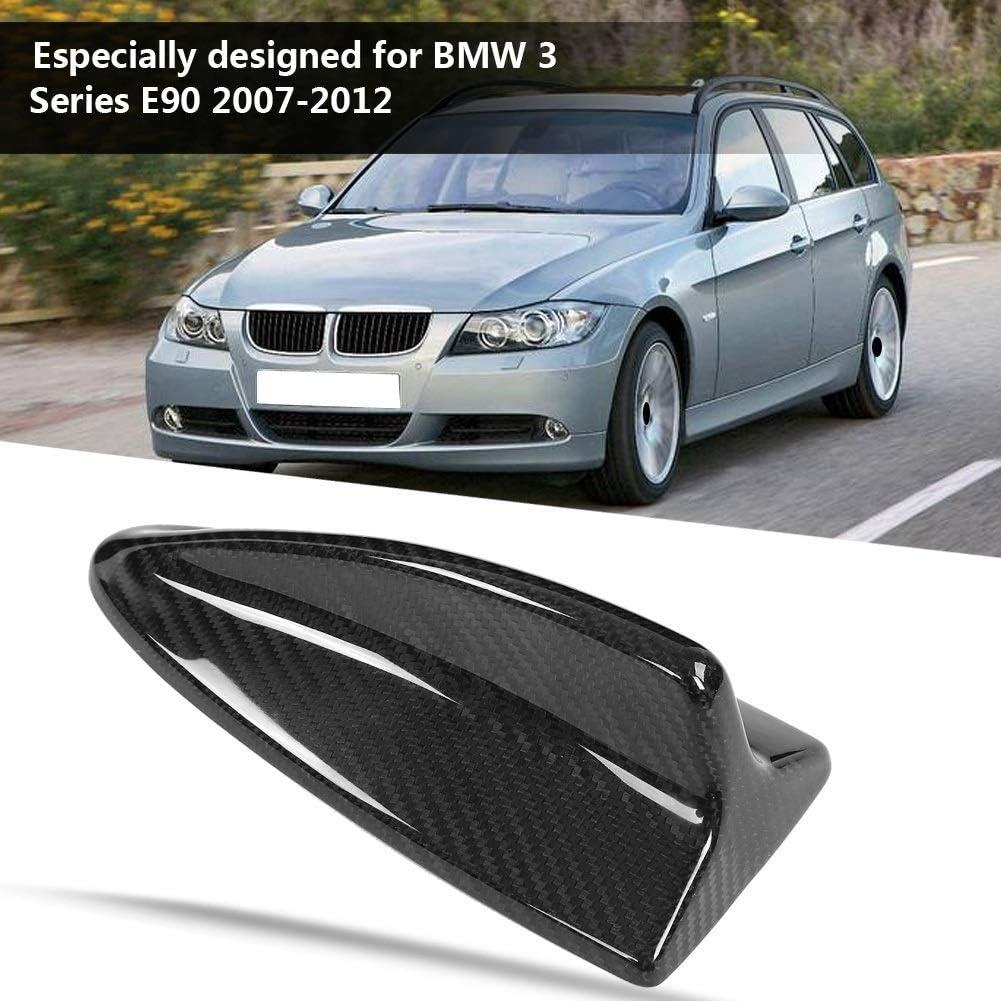 Broco Voiture en fibre de carbone antenne aileron de requin couverture de finition for BMW M E46 E90 E60 E61