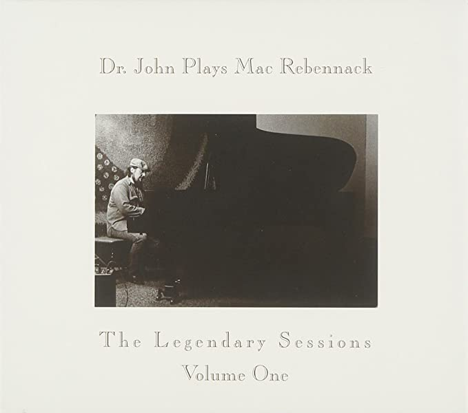 R /& B New Orleans Piano a poster Funk Musician Mac Rebennack Dr John