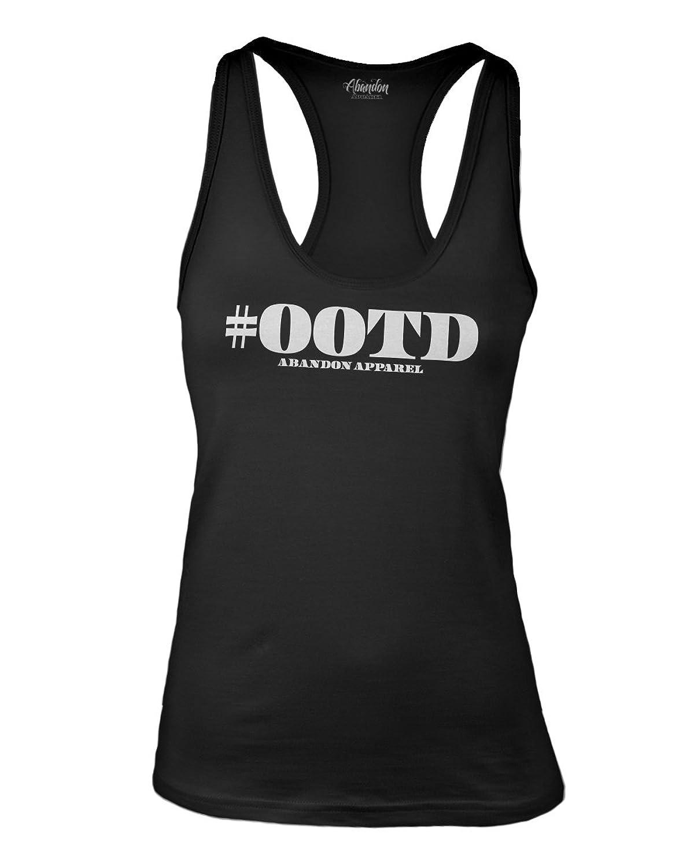Abandon Apparel Women's #OOTD Tank Top
